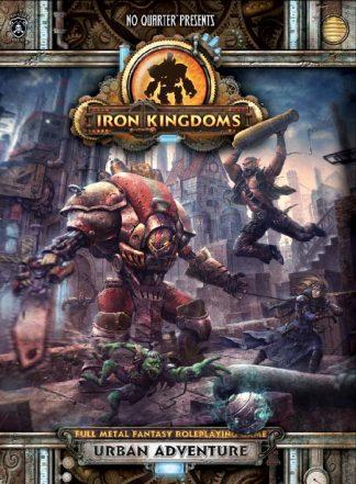 Iron Kingdoms Urban Adventure 1