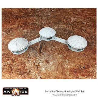 Boromite Observation Light Well Set (1x strip of 3) 1
