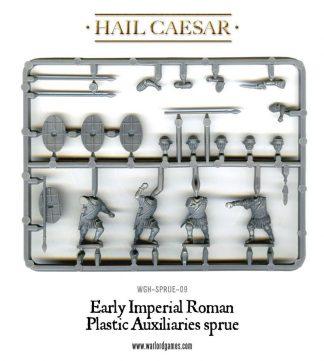 Imperial Roman Auxiliaries Sprue 1