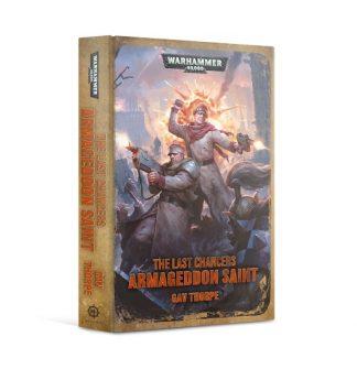 The Last Chancers: Armageddon Saint (Hardback) 1