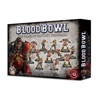 Blood Bowl: Chaos Doom Lords Team 1