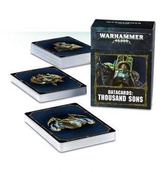 Datacards: Thousand Sons 1
