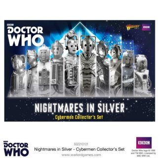 Doctor Who: Nightmares in Silver 1