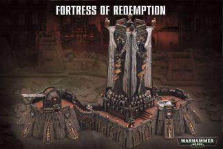 Warhammer 40,000: Fortress of Redemption 1
