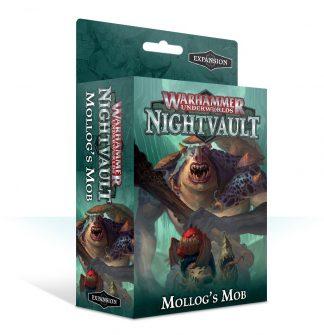 Warhammer Underworlds: Mollog's Mob Warband 1