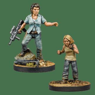 The Walking Dead: Maggie, Hilltop Leader Booster 1