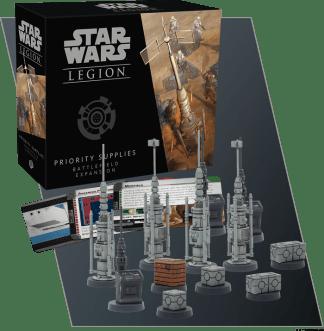 Star Wars Legion: Priority Supplies 1