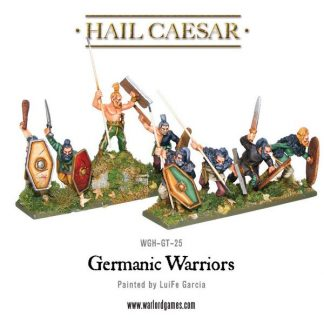 Germanic Warriors 1