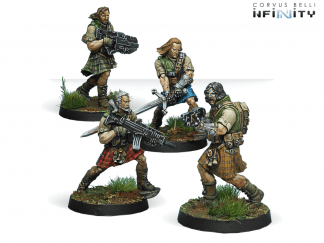 45th Highlander Rifles 1