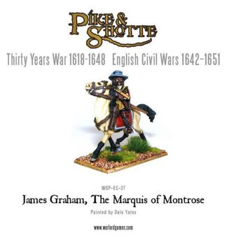 James Graham, The Marquis of Montrose 1