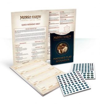 Middle-earth Strategy Battle Game General's Accessories Pack 1