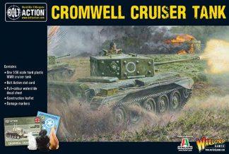 Cromwell Cruiser Tank (plastic) 1