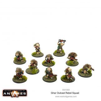 Ghar Outcast Rebel Squad 1