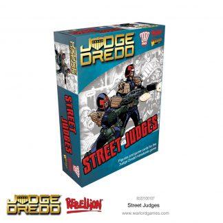 Judge Dredd: Street Judges 1