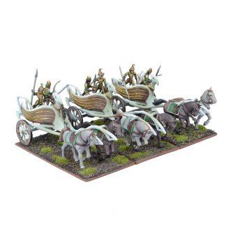 Elf War Chariot Regiment 1