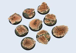 Shrine Bases, WRound 30mm (5) 1