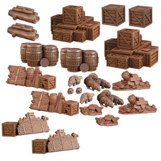Terrain Crate: Dungeon Debris 1