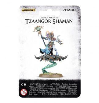 Tzeentch Arcanites Tzaangor Shaman 1