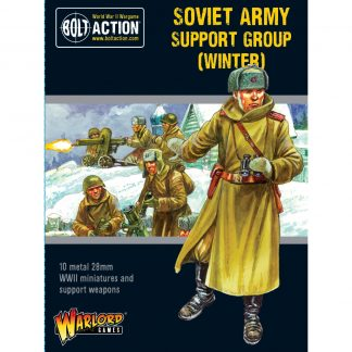 Soviet Army (Winter) Support Group 1