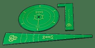 Circle Template Set 1