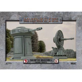 Galactic Warzones: Defense Turrets 1
