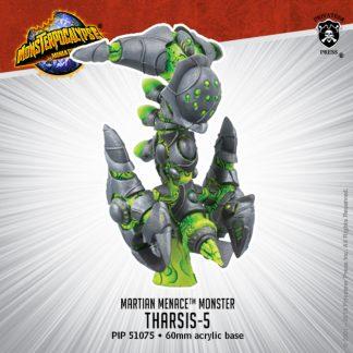 Monsterpocalypse Martian Menace Monster Tharsis-5 1