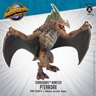 Monsterpocalypse Terrasaurs Monster Pteradax 1