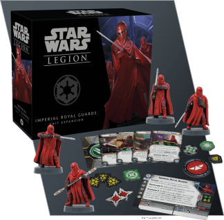 Star Wars Legion: Imperial Royal Guards 1