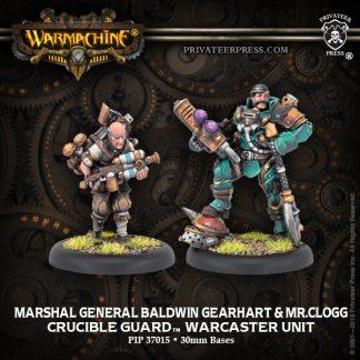Crucible Guard Baldwin Gearhart & Mr Clogg 1
