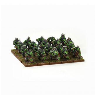 Goblin Spitters Regiment (20) 1