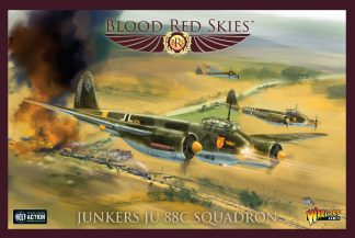 Blood Red Skies: Junkers Ju 88C Squadron 1
