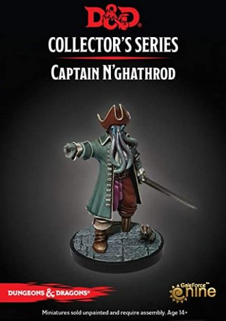 D&D: Captain N'ghathrod 1