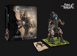 Conquest: The Spires Abomination 1