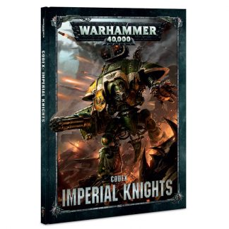 Codex: Imperial Knights 1