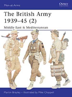 The British Army 1939-45 (2) 1