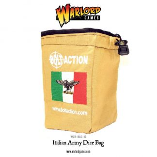 Italian Army Dice Bag 1