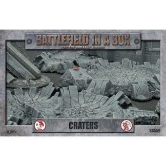 Battlefield in a Box: Gothic Craters 1