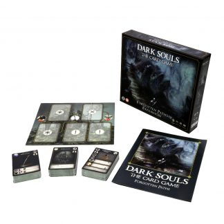 Dark Souls: The Card Game - Forgotten Paths Expansion 1