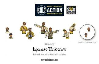 Japanese tank crew 1
