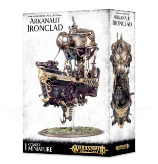 Kharadron Overlords Arkanaut Ironclad 1