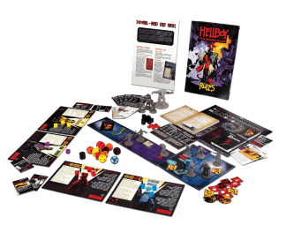 Hellboy: The Board Game 1