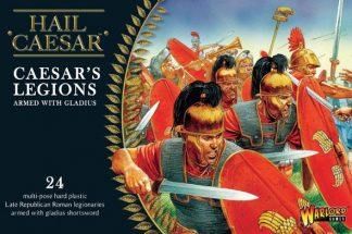 Caesarian Romans with Gladius (24) 1