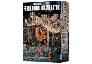 Sector Mechanicus: Ferratonic Incinerator 1