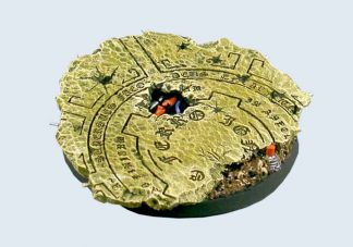 Temple Bases, Round 60mm #1 (1) 1