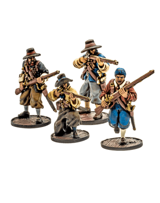 Freebooters Unit 1