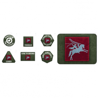 6th Airborne Tokens & Objectives 1