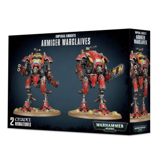 Imperial Knights: Armiger Warglaives 1