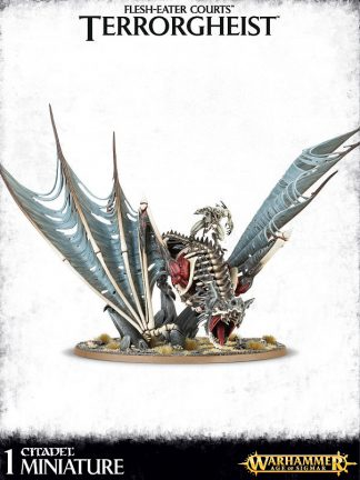 Flesh-Eater Courts Zombie Dragon / Terrorgheist 1