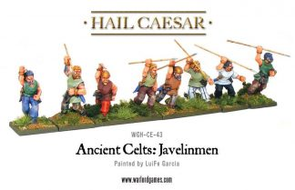 Ancient Celts Javelinmen 1