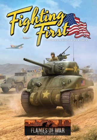 Fighting First (Hardback) 1